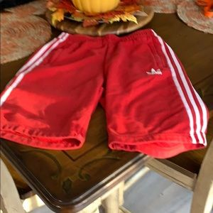 Young men's Adidas Sweatshorts